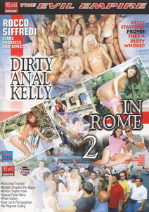 Dirty Anal Kelly In Rome 02